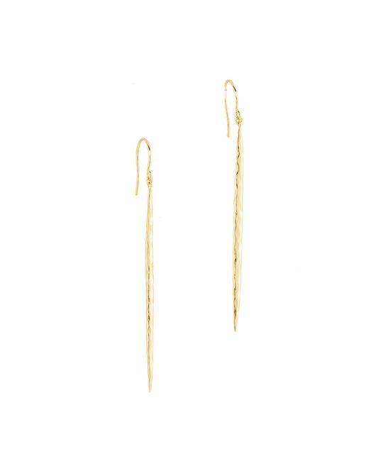 Gorjana   Metallic Nora Dagger Drop Earrings   Lyst