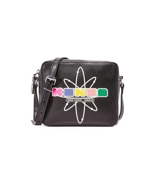 KENZO | Black Camera Bag | Lyst