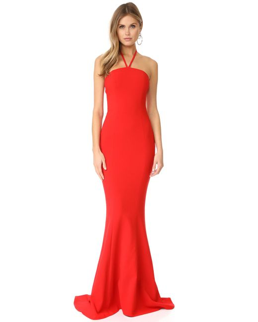 Likely   Red Viseroy Dress   Lyst