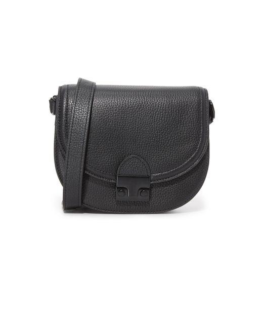 Loeffler Randall | Black Saddle Bag | Lyst