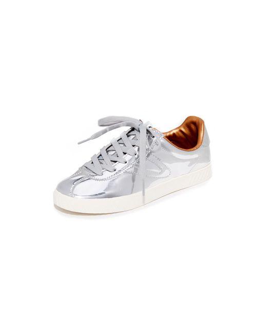 Tretorn | Camden Ii Metallic Sneakers | Lyst