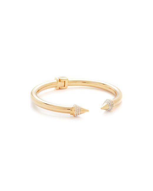 Vita Fede | Metallic Mini Titan Crystal Bracelet | Lyst