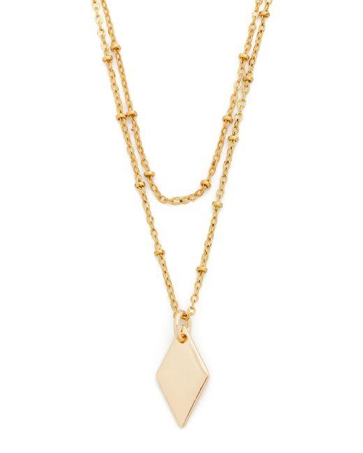 Vanessa Mooney | Metallic The Babs Necklace | Lyst