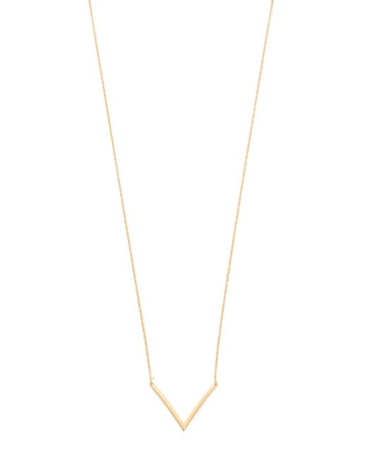 Jennifer Zeuner | Metallic Bianca Small Necklace | Lyst