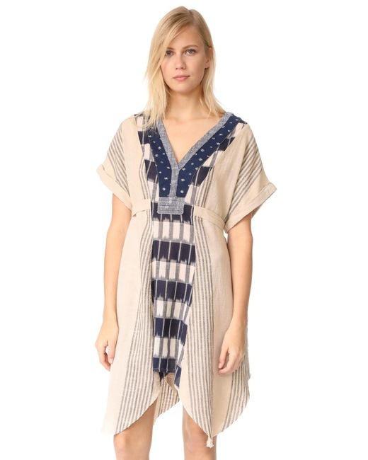 Free People   Multicolor Started From Nothing Dress   Lyst