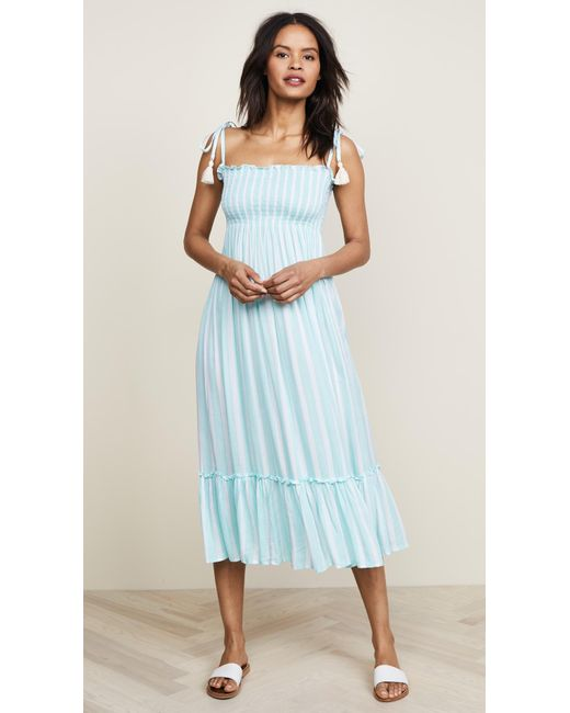 a7d2955379381 Lyst - Cool Change Piper Maxi Dress in Blue - Save 60%