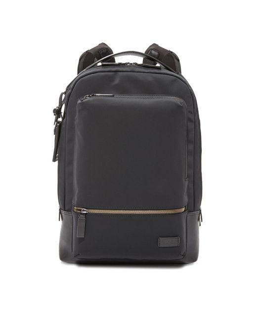 Tumi - Black Harrison Nylon Bates Backpack - Lyst