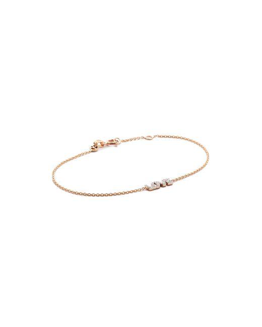 Kismet by Milka | Metallic Love Bracelet | Lyst