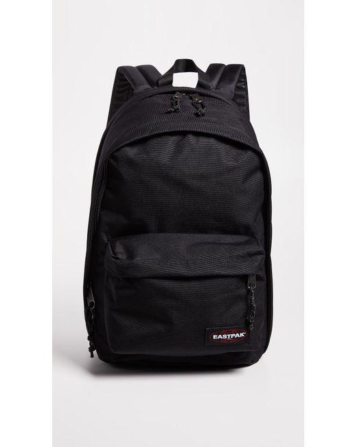 4b571f0332 Eastpak - Black Back To Work Backpack - Lyst ...