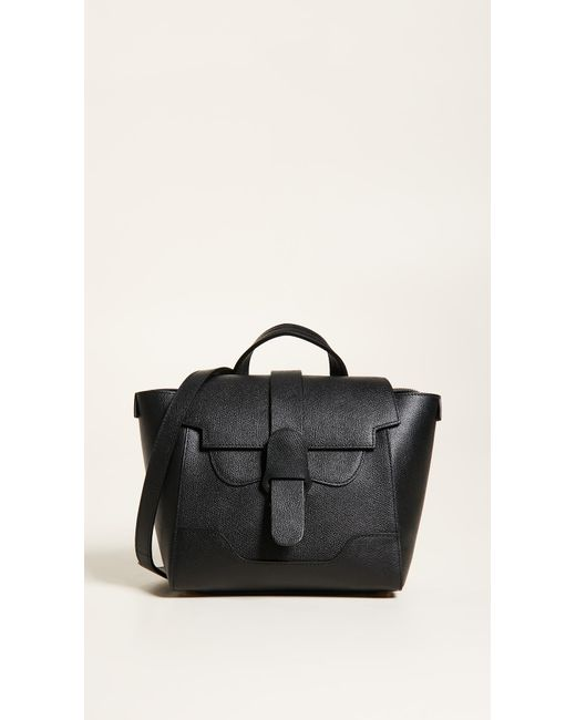 a1f8d69f1273 Senreve The Mini Maestra Bag in Black - Save 32.723358449946176% - Lyst