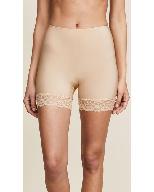 Only Hearts - Natural Second Skins Bike Shorts - Lyst