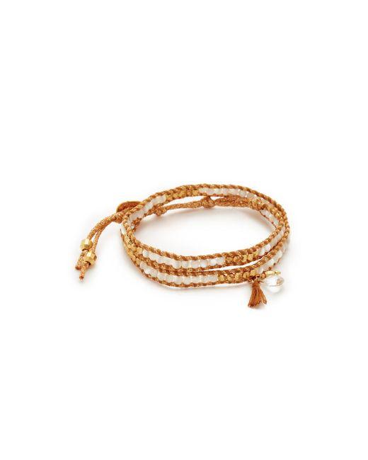 Chan Luu   Multicolor Wrap Bracelet   Lyst