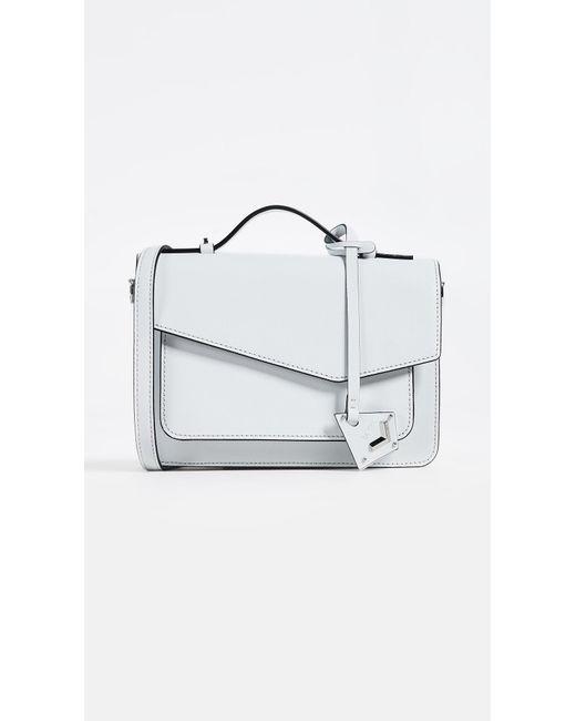 Botkier - White Cobble Hill Cross Body Bag - Lyst