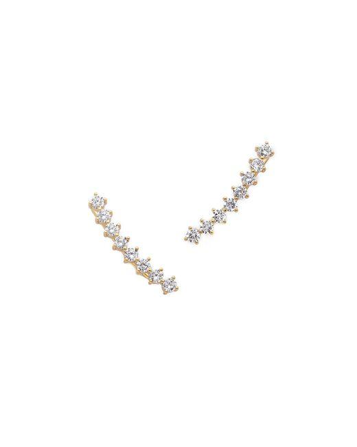 Gorjana   Metallic Classic Shimmer Ear Crawlers   Lyst