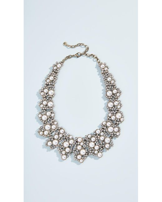 BaubleBar - Multicolor Updated Kew Collar Necklace - Lyst