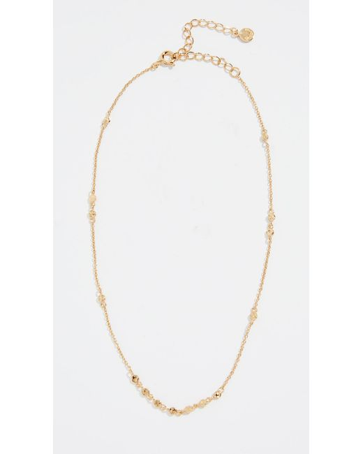 Gorjana - Metallic Chloe Mini Choker Necklace - Lyst