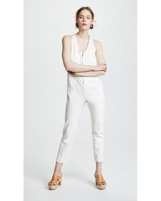Rachel Comey - White Buxton Jumpsuit - Lyst