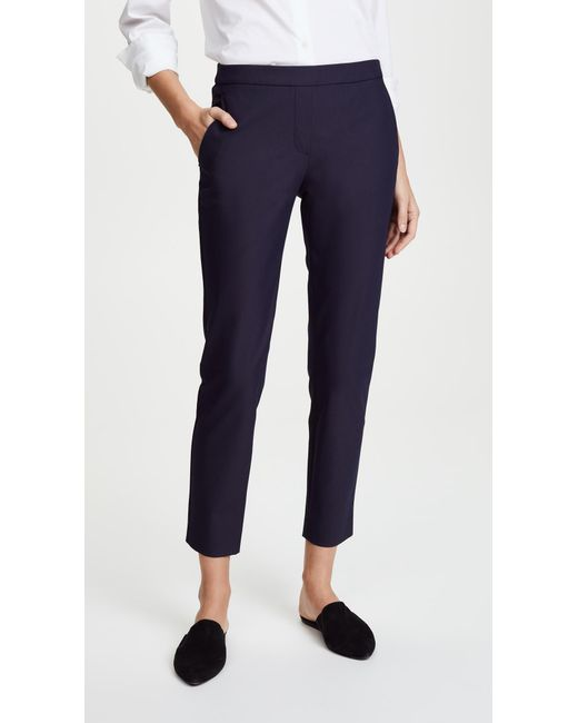 Theory - Blue Approach Thaniel Pants - Lyst