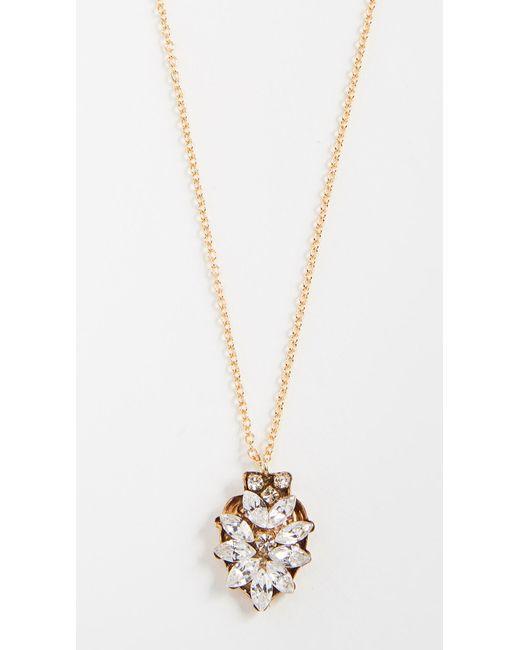 Sandy Hyun | Metallic Rylee Necklace | Lyst