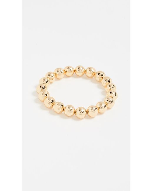 Gorjana - Metallic Taner Beaded Statement Bracelet - Lyst