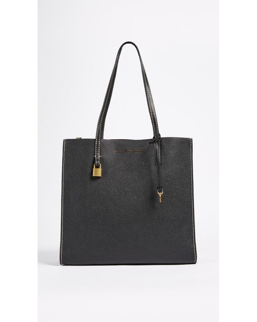 Marc Jacobs - Black The Grind Shopper Tote Bag - Lyst