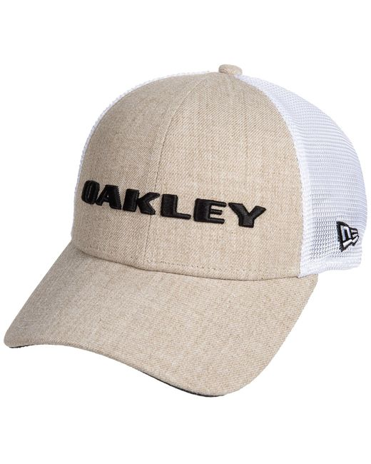 a291a31f8c6 Oakley - Multicolor Heather New Era Trucker Hat (for Men) for Men - Lyst