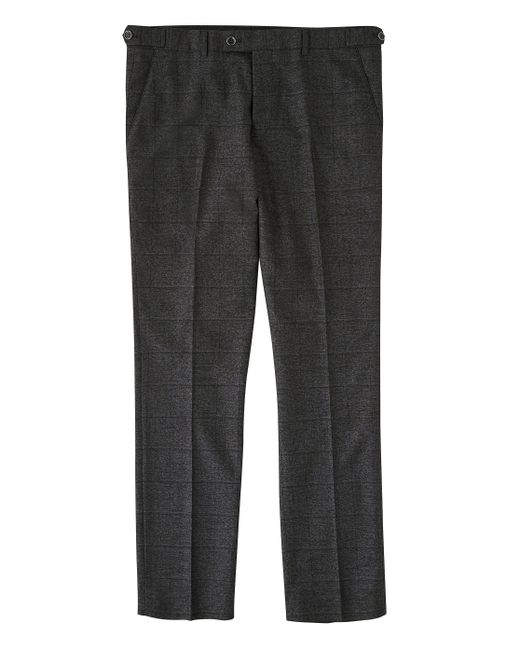 Simply Be - Gray Joe Browns Check Suit Trousers for Men - Lyst