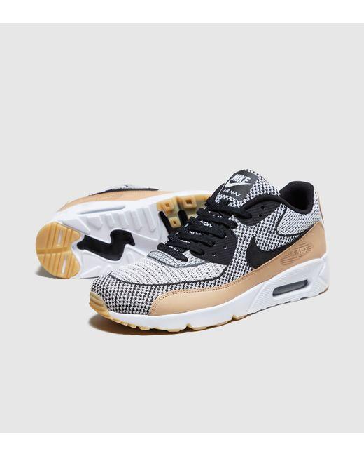 Nike   Brown Air Max 90 Jacquard for Men   Lyst