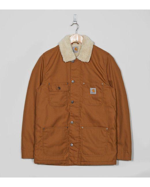 Carhartt WIP | Brown Phoenix Coat for Men | Lyst