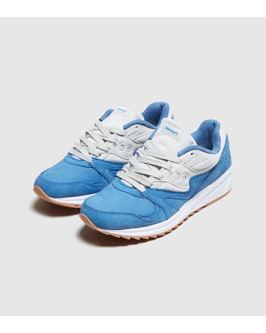 Saucony | Blue Grid 8000 for Men | Lyst