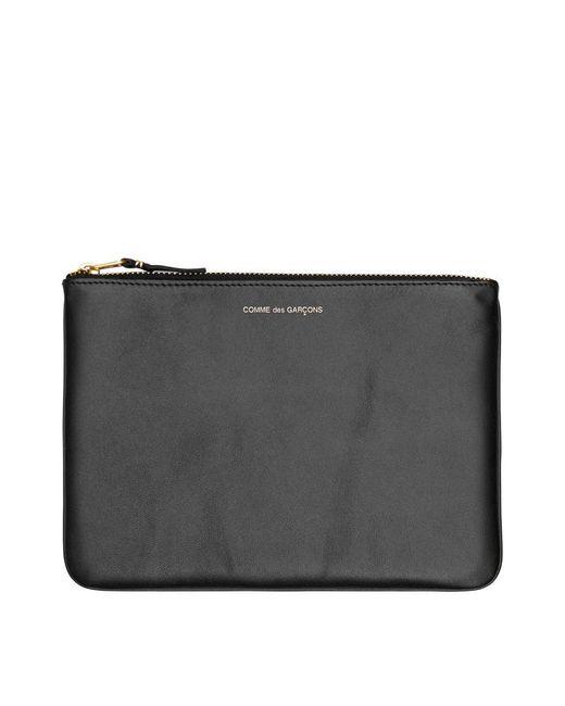 Comme des Garçons - Black Classic Leather Line Pouch for Men - Lyst
