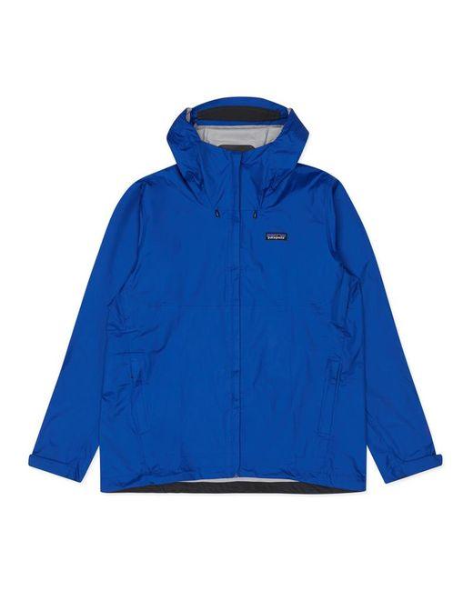 Patagonia - Blue Torrentshell Jacket for Men - Lyst