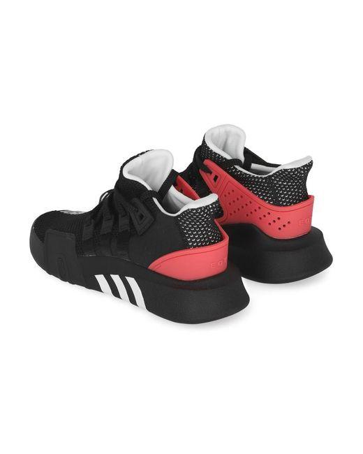 ... Adidas Originals - Black Eqt Basketball Adv Sneakers for Men - Lyst ... 5a5b288b5