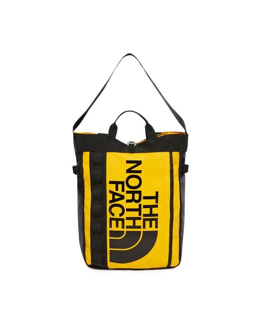 The North Face - Black Base Camp Tote Bag - Lyst