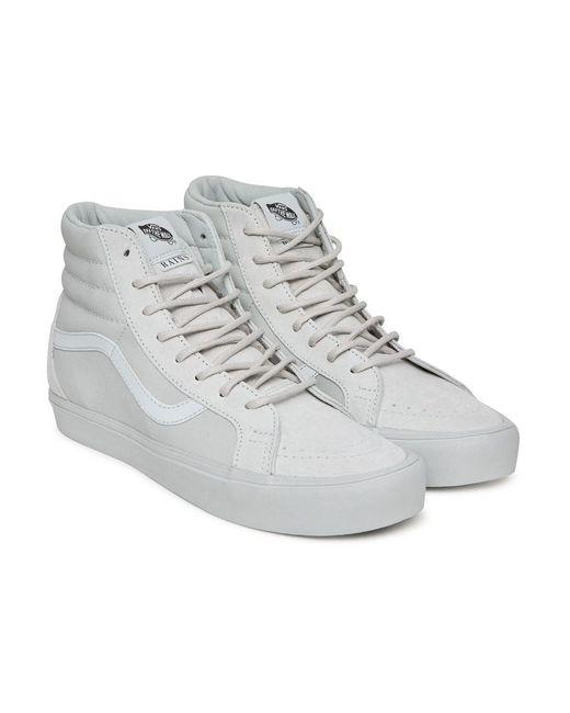 3cd8e5bcebe565 ... Vans - Gray Rains Sk8-hi Lite Sneakers for Men - Lyst ...