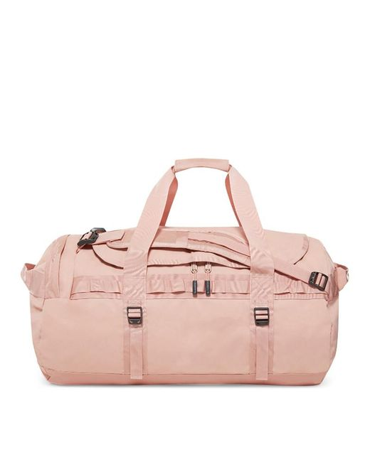 The North Face - Pink Base Camp Duffle M Bag - Lyst