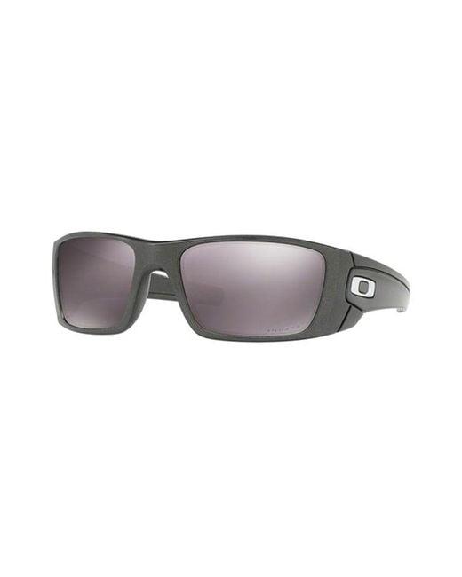 Oakley Fuel Cell Polarized >> Oakley Oo9096 Fuel Cell Polarized 9096h7 Grey In Gray For Men Lyst
