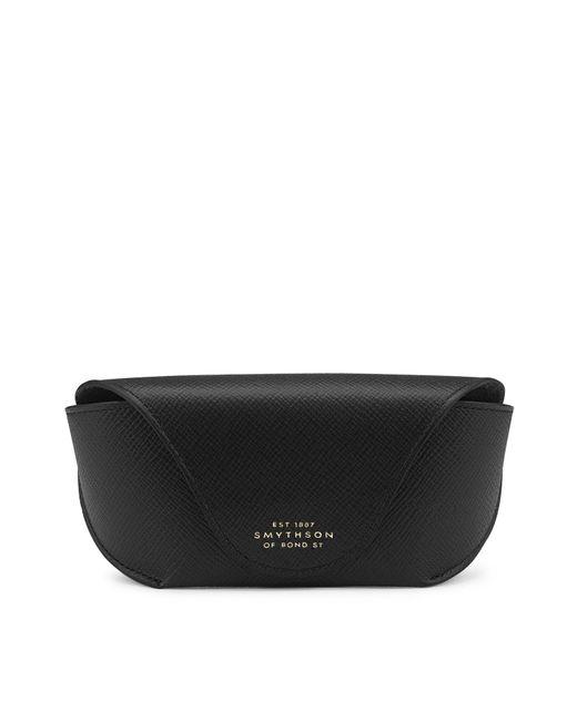 Smythson | Black Sunglasses Case | Lyst