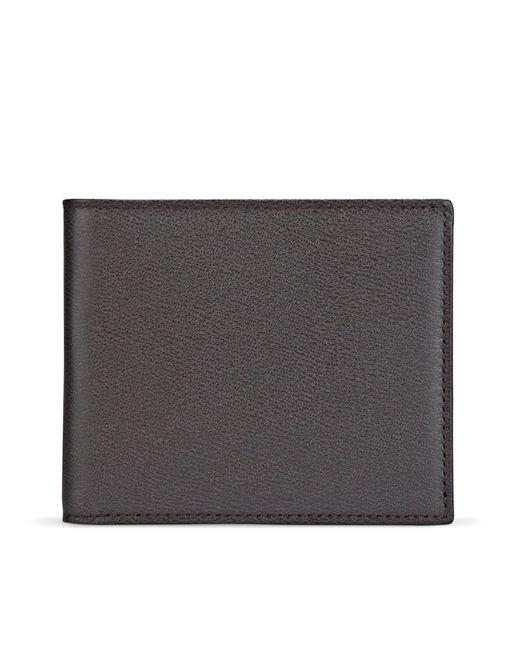 Grosvenor 8 Smythson Brown For Card Lyst Wallet Men 5AWRWFqpx
