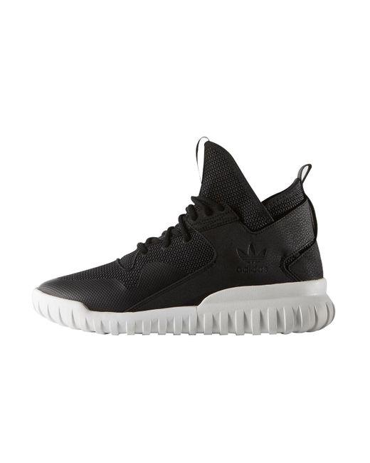 Adidas Tubular in X in Tubular Negro for Hombre Lyst 9c6181