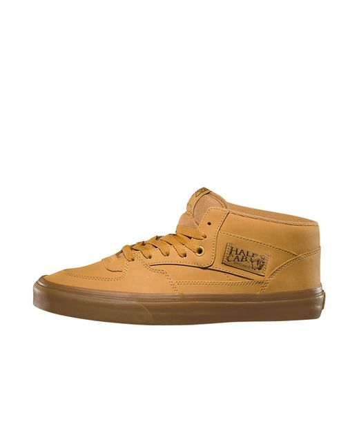 2ab228451aa5f2 Lyst - Vans Half Cab in Brown for Men - Save 27%