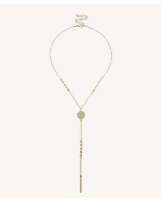 Sole Society Womens Dainty Y Necklace Gold One Size From Sole Society ZqHT5YH