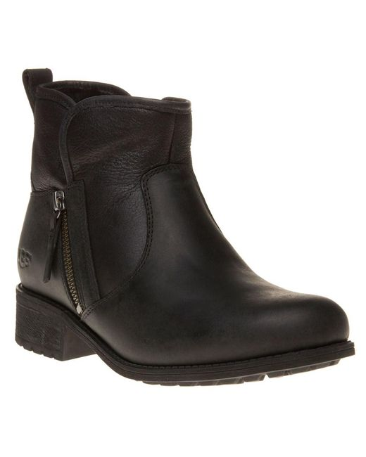 Ugg - Black Lavelle Boots - Lyst