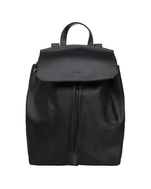 Matt & Nat - Black Mumbai Backpack - Lyst
