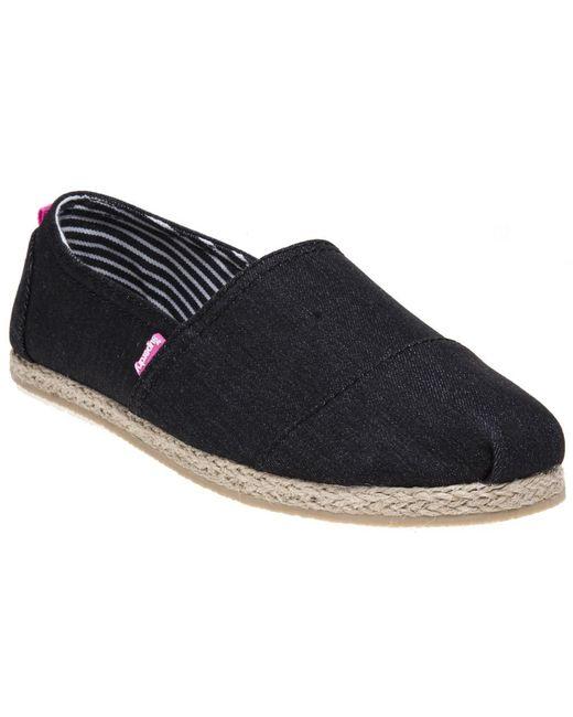 Superdry - Black Jetstream Shoes - Lyst