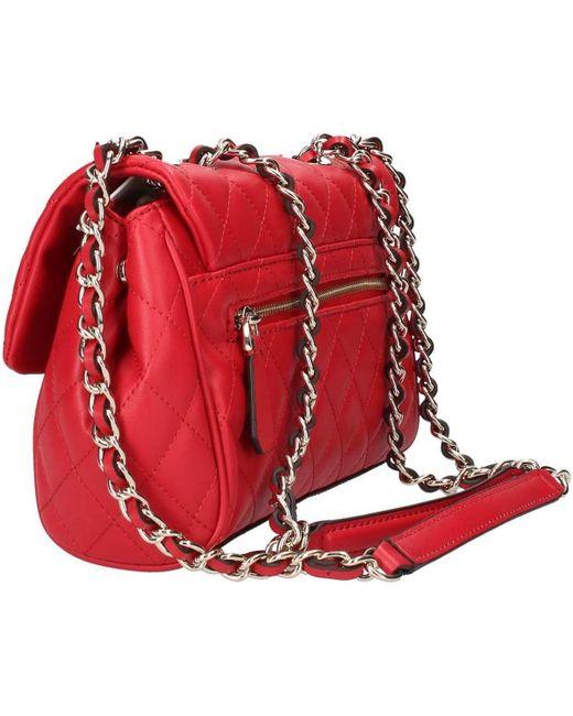 ef31e05133 ... Guess - Red HWVG7175180 femmes Sac Bandouliere en rouge - Lyst ...
