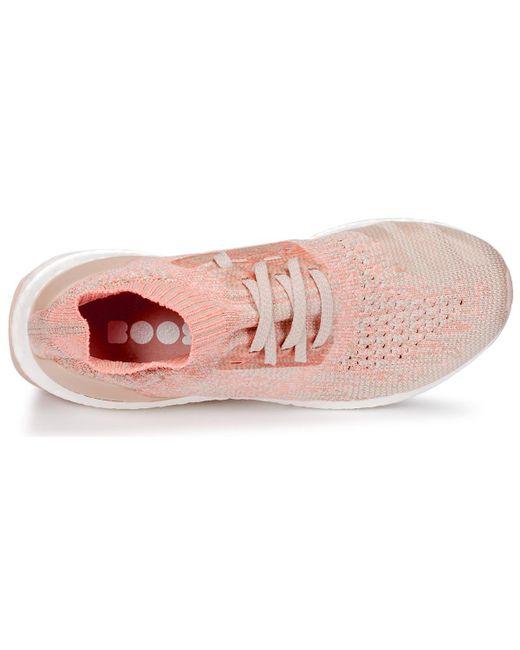 35591a72a09 ... Adidas Originals - Pink Adidas Ultraboost Uncaged W Ash Pearl  Chalk  Coral  Clear Orange ...