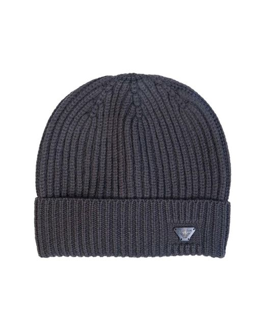 c6a4ffbc2942f Armani Jeans Hat 934029 7a757 Men s Beanie In Brown in Brown for Men ...