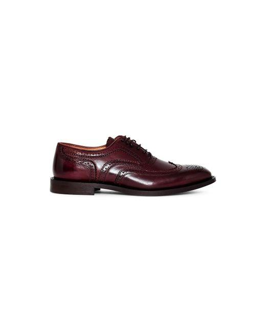 Hudson | Heyford Calf Brogue Brown Men's Smart / Formal Shoes In Brown for Men | Lyst