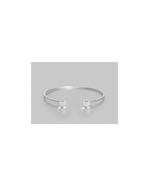 Ofée   Gray Duo Only Cuff 28710 Women's Bracelet In Other   Lyst